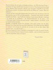 Auvergne Et Auvergnats - 4ème de couverture - Format classique