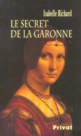 Le secret de la Garonne - Couverture - Format classique
