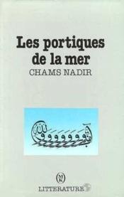 Portiques De La Mer (Les) - Couverture - Format classique