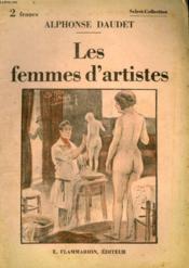 Les Femmes D'Artistes. Collection : Select Collection N° 261 - Couverture - Format classique