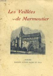 Les Veillees De Marmoutier - Couverture - Format classique