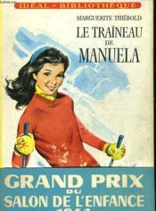 Le Traineau De Manuela - Couverture - Format classique