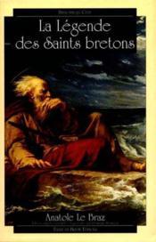 La legende des saints bretons - Couverture - Format classique