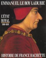 Histoire De France T.2 ; L'Etat Royal 1460-1610 - Intérieur - Format classique