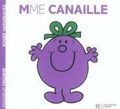 Madame Canaille - Intérieur - Format classique