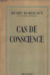 Cas De Conscience - Le Rachat La Rancon Le Refus Le Refuge. - Couverture - Format classique