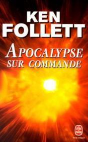 Apocalypse sur commande - Couverture - Format classique