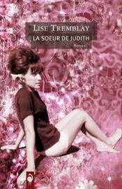 La soeur de Judith - Intérieur - Format classique