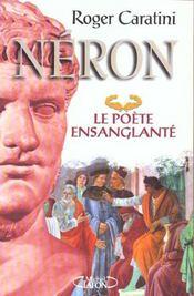Neron le poete ensanglante - Intérieur - Format classique