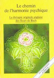 Chemin de l'harmonie psychique (le) - Intérieur - Format classique