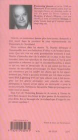 Imaqa - 4ème de couverture - Format classique