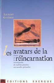 Les avatars de la reincarnation - Intérieur - Format classique