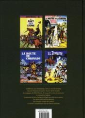 Jerry Spring ; intégrale t.3 (1958-1962) - 4ème de couverture - Format classique
