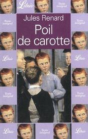 Poil De Carotte - Intérieur - Format classique
