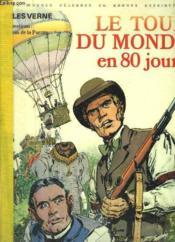 Le Tour du Monde en 80 jours. - Couverture - Format classique