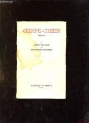 Oedipe Chien. - Couverture - Format classique