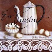 En cuisine - Intérieur - Format classique