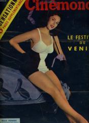 CINEMONDE - 23e ANNEE - N° 1098 - Pour lé cinéma français, été rime avec beauté - Couverture - Format classique