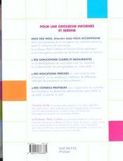 Attendre Un Bebe ; Edition 2002 - 4ème de couverture - Format classique