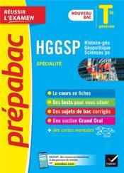 Prépabac réussir l'examen ; HGGSP, histoire-géo, géopolitique, sciences po ; terminale générale, spécialité (édition 2020/2021) - Couverture - Format classique