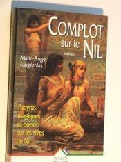 Complot Sur Le Nil - Intérieur - Format classique