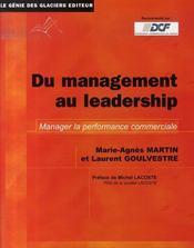 Du management au leadership - Intérieur - Format classique