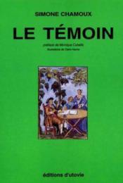 Le Temoin - Couverture - Format classique