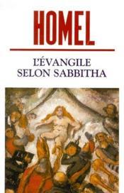 L'Evangile selon Sabbitha - Couverture - Format classique