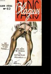 Album Special N° 62, 56 Et 57- Paris Blagues - Mensuel N° 199, 201 Et 202 - 200 Blagues Dessins - Couverture - Format classique
