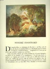 FRAGONARD. XVIIIe SIECLE. - Couverture - Format classique