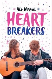 Heartbreakers t.1 - Couverture - Format classique
