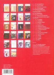 Revue Bnf T.23 ; Polar - 4ème de couverture - Format classique
