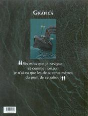 Le Liberte T.1; Le Septieme Tueur - 4ème de couverture - Format classique