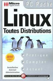 Linux toutes distributions - Intérieur - Format classique