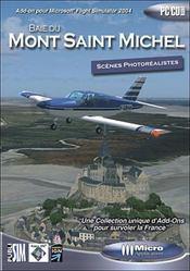 Add-On Pour Fs ; Baie Du Mont St Michel, Scenes Photorealistes - Intérieur - Format classique