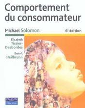 Comportement du consommateur - Intérieur - Format classique