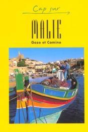 Cap Sur ; Malte - Couverture - Format classique