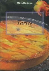 Tartes - Couverture - Format classique
