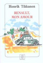 Renault, mon amour recit - Intérieur - Format classique