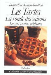 Les Tartes, La Ronde Des Saisons - Intérieur - Format classique