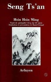 Hsin hsin ming - Couverture - Format classique
