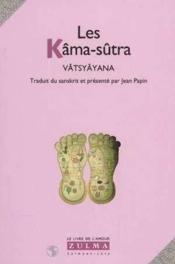 Kama-Sutra - Couverture - Format classique