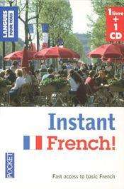 Instant french ; coffret - Intérieur - Format classique