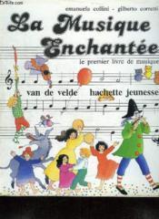 La Musique Enchantee - Couverture - Format classique