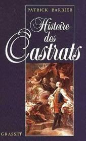 Histoire des castrats - Couverture - Format classique