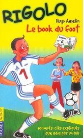 Rigolo t.26 ; le book du foot - Intérieur - Format classique