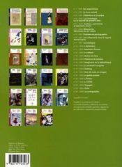 Revue Bnf T.24 ; La Cartographie - 4ème de couverture - Format classique