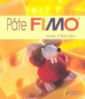 Pate Fimo - Intérieur - Format classique