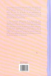 Le Livre De Tous Les Prenoms - 4ème de couverture - Format classique