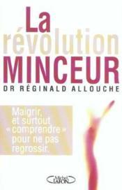 Revolution Minceur - Couverture - Format classique